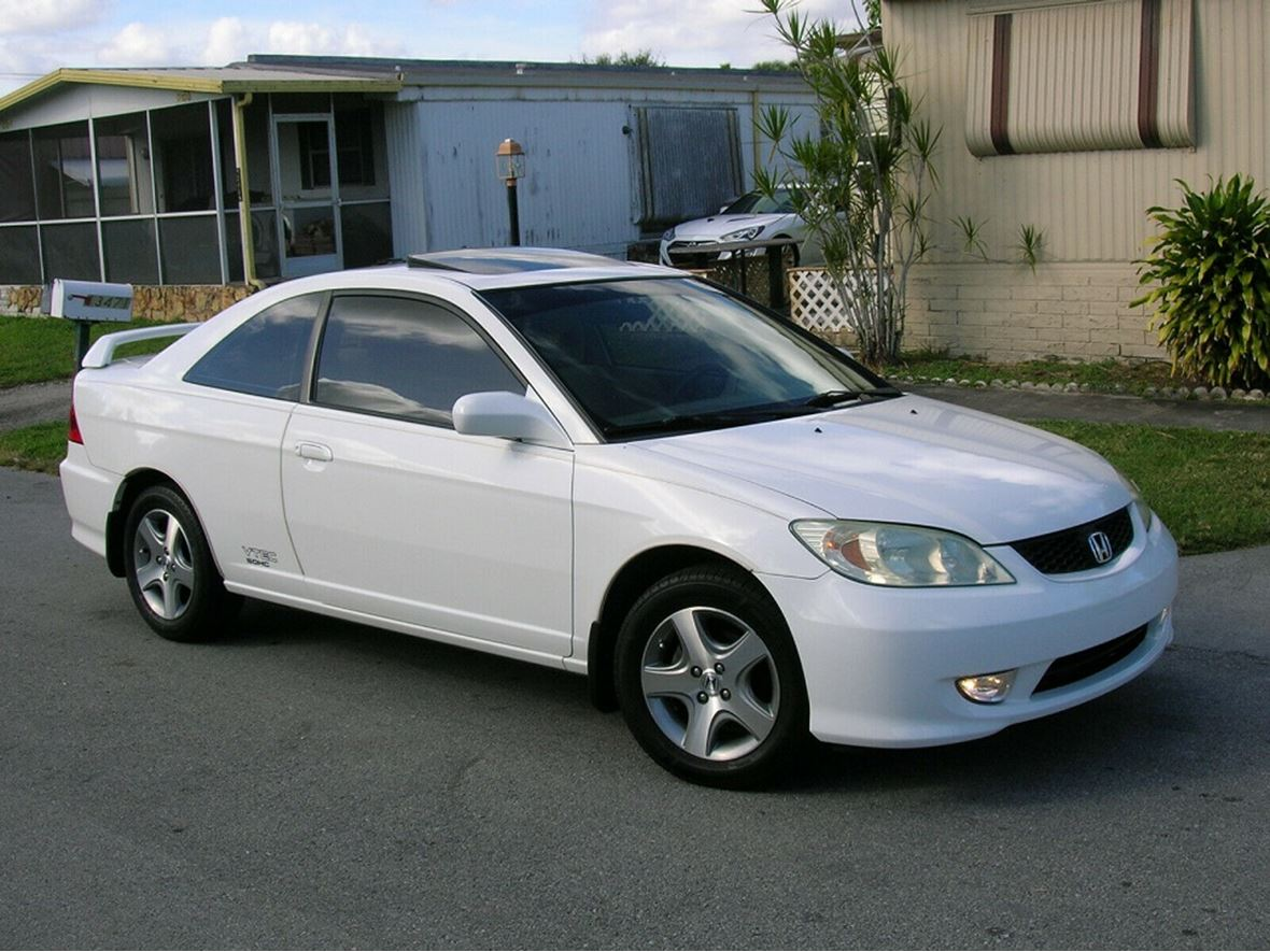 2004 Honda Civic Coupe for Sale by Owner in Charleston, SC ...