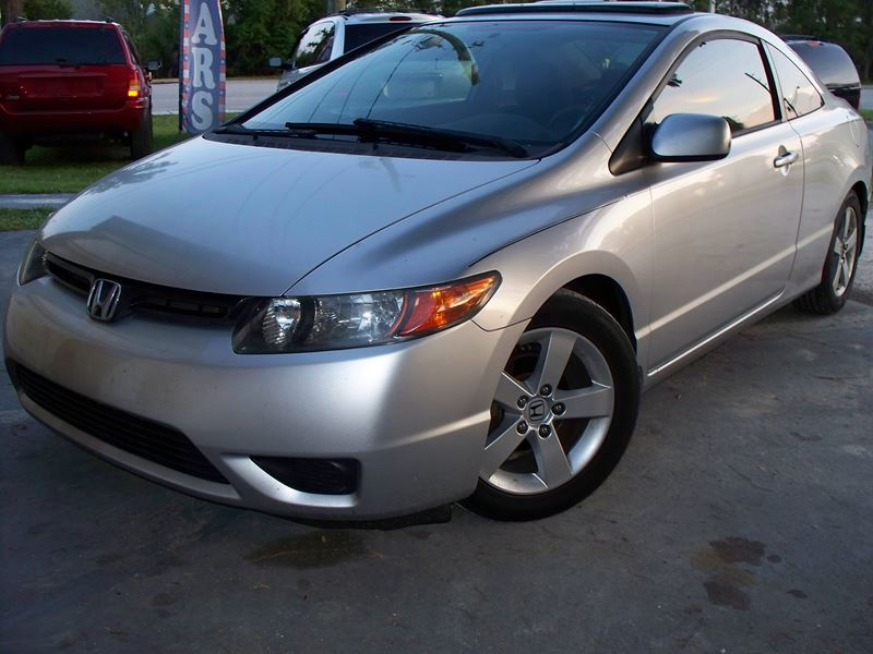 2006 Honda Civic Coupe For Sale By Owner In Orange Park