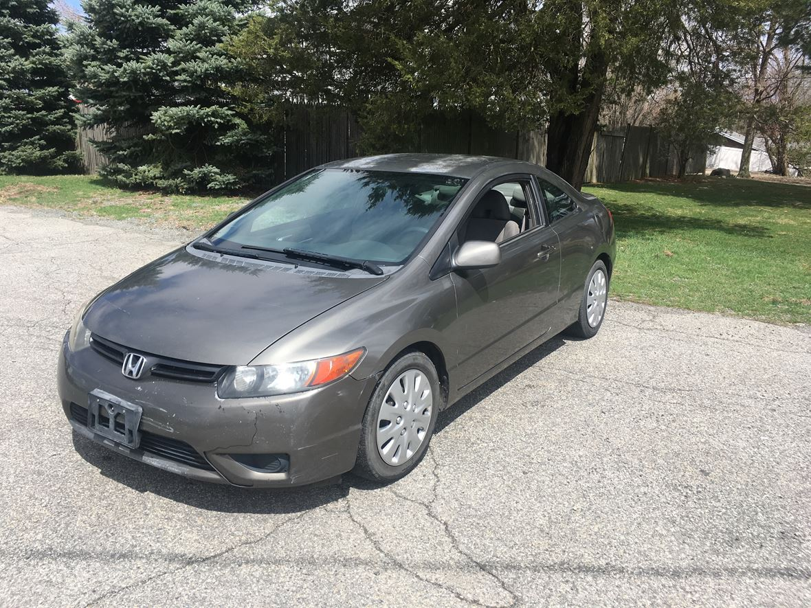 2007 Honda Civic Coupe for sale by owner in Dedham