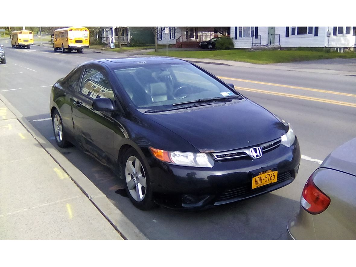 2008 Honda Civic Coupe For Sale By Owner In Richfield Springs