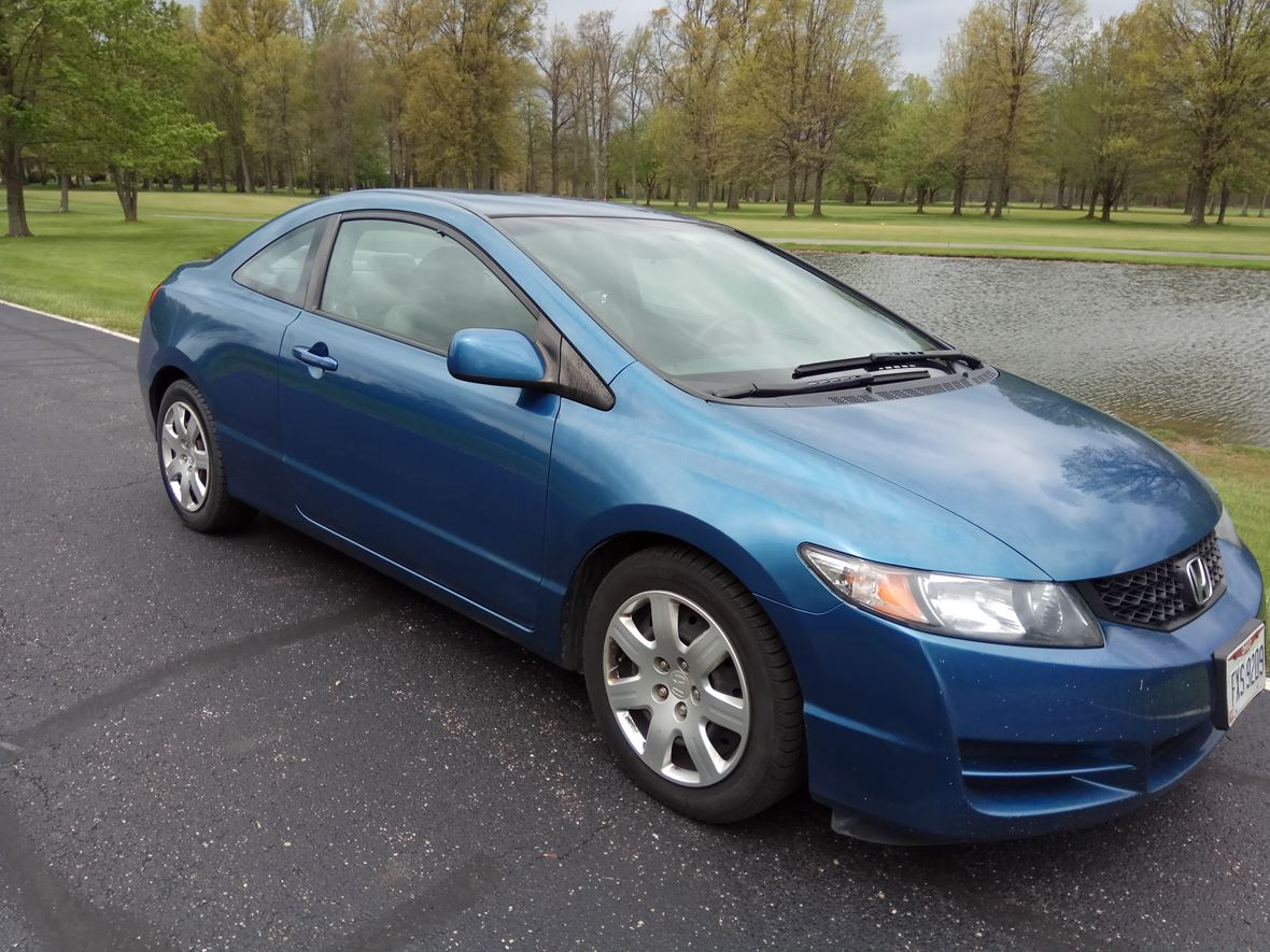 2011 Honda Civic Coupe For Sale By Owner In Cleveland