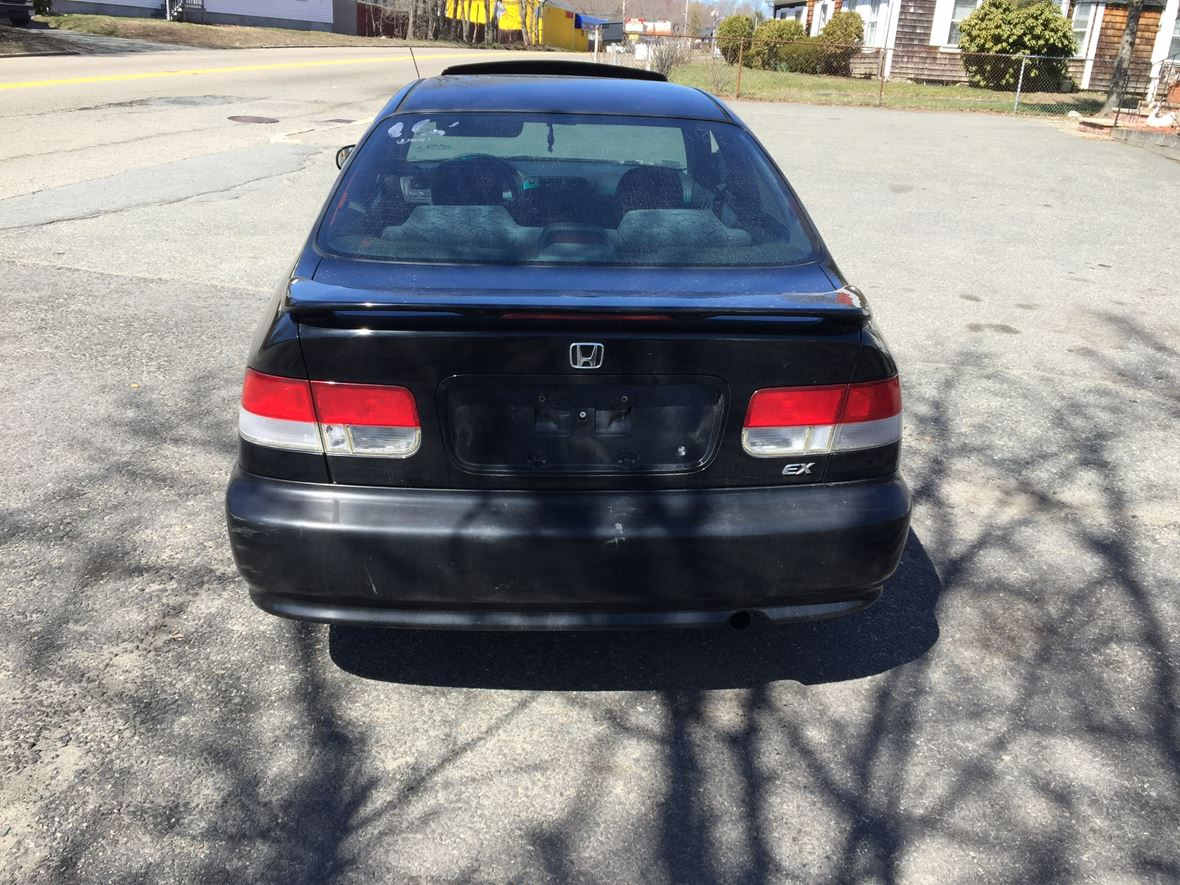 1999 Honda Civic Coupe ex for sale by owner in East Bridgewater