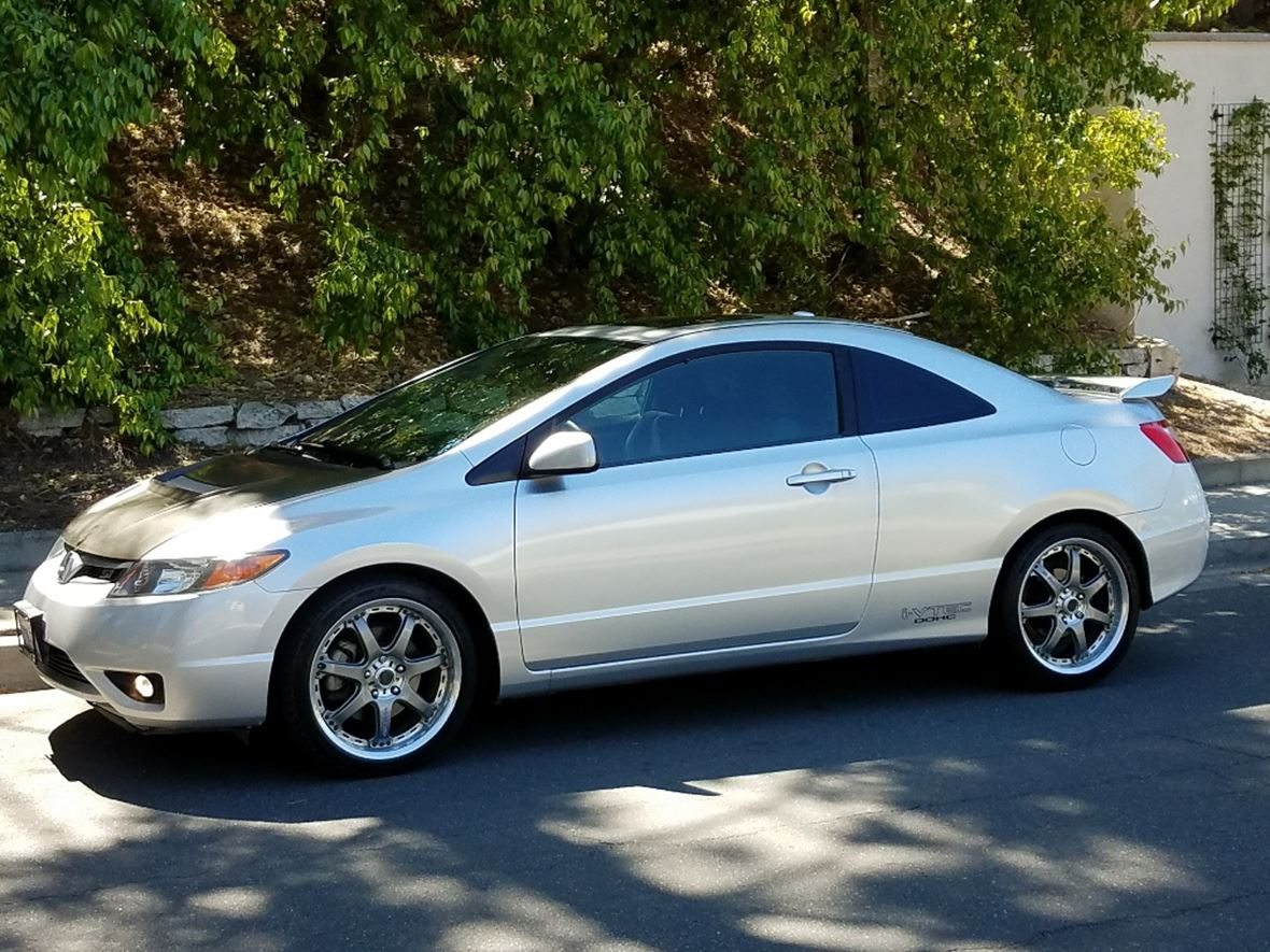 2007 Honda Civic Coupe SI For Sale By Owner In Thousand Oaks