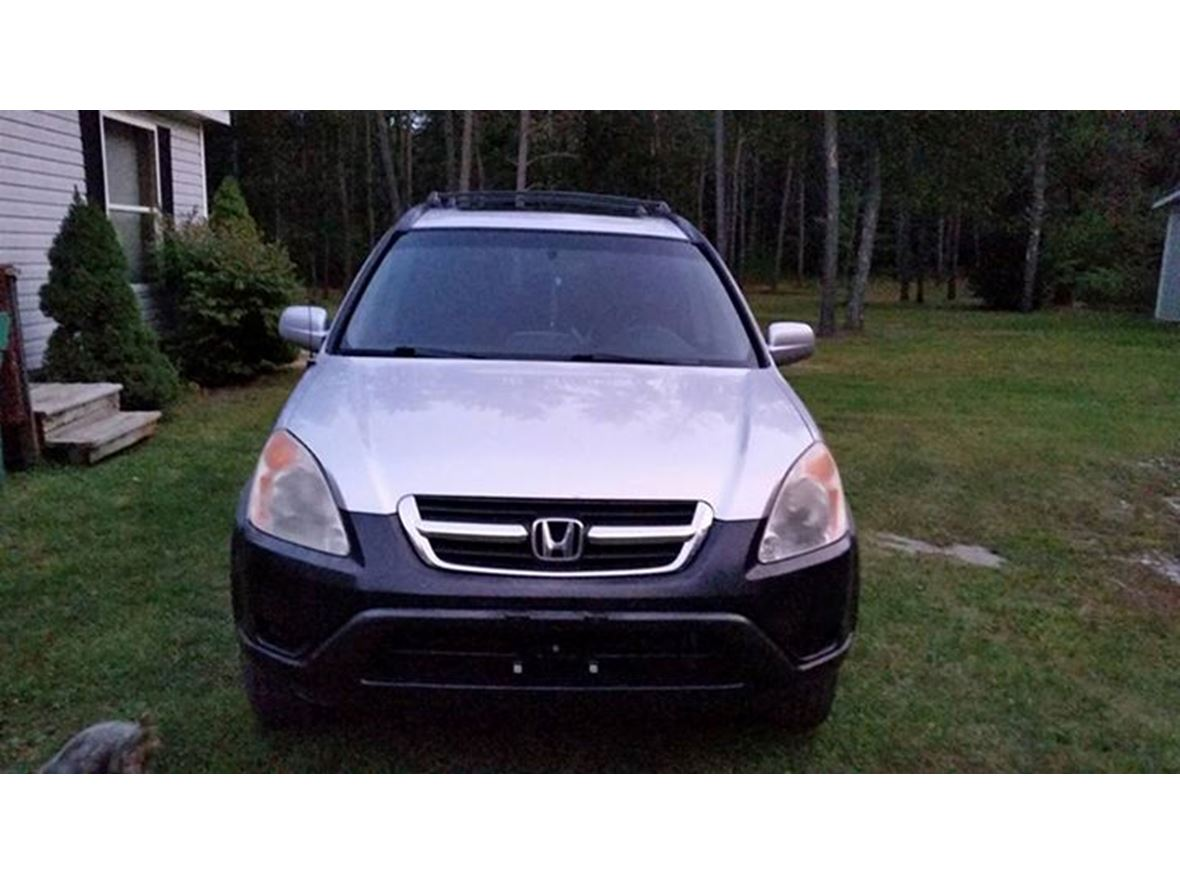 2002 Honda Cr-V for sale by owner in West Branch