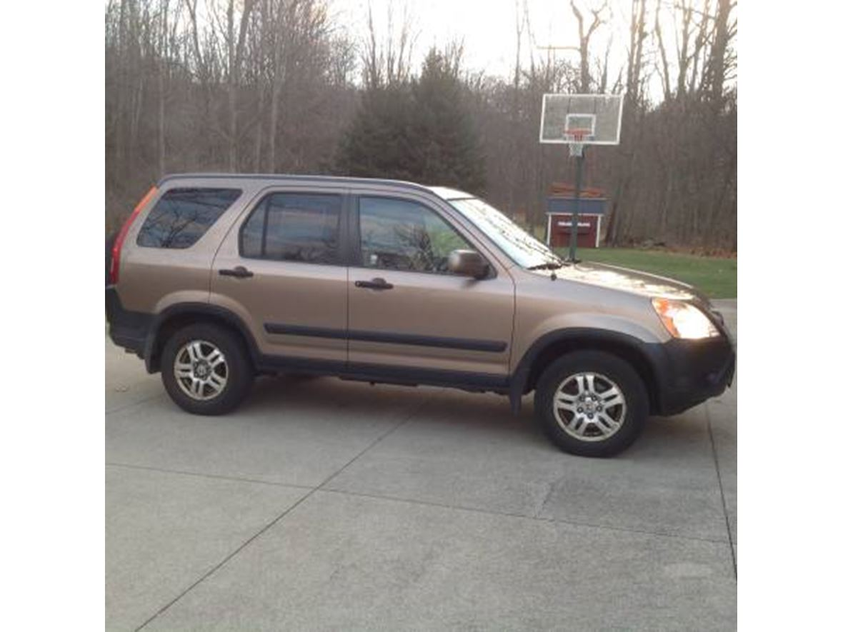 Certified Pre Owned Honda >> 2002 Honda Cr-V for Sale by Owner in Hinckley, OH 44233