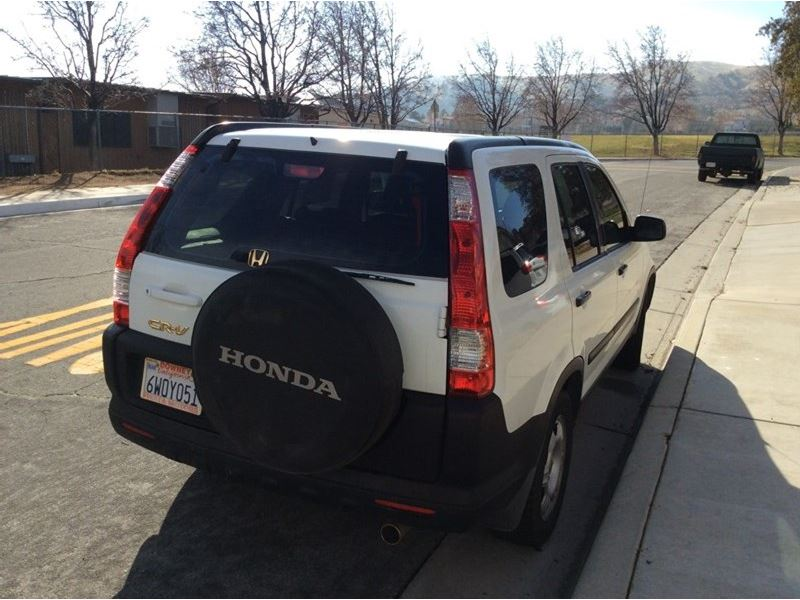 2005 Honda Cr-V for sale by owner in Palmdale