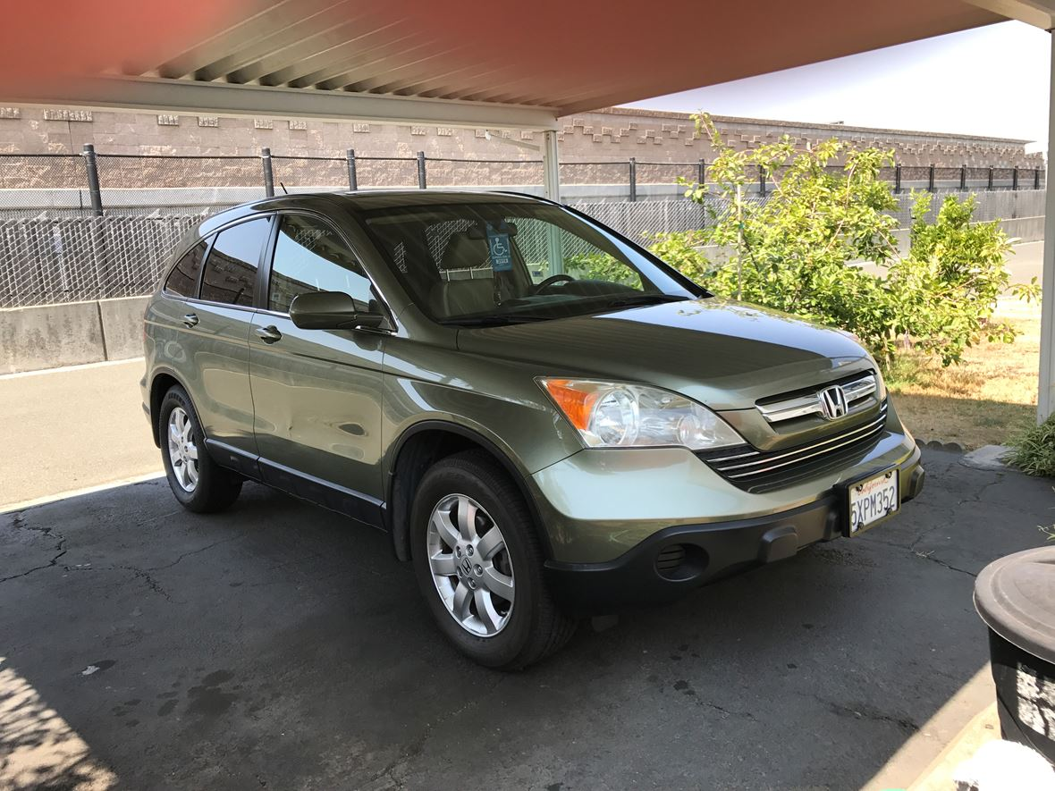 2007 Honda Cr-V for sale by owner in Vallejo