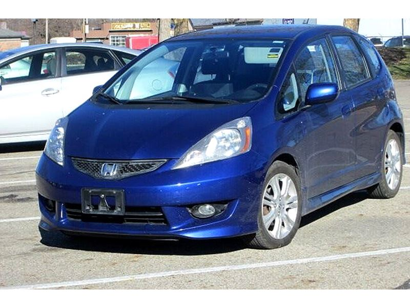 2009 Honda Fit For Sale By Owner In Columbus Oh 43272