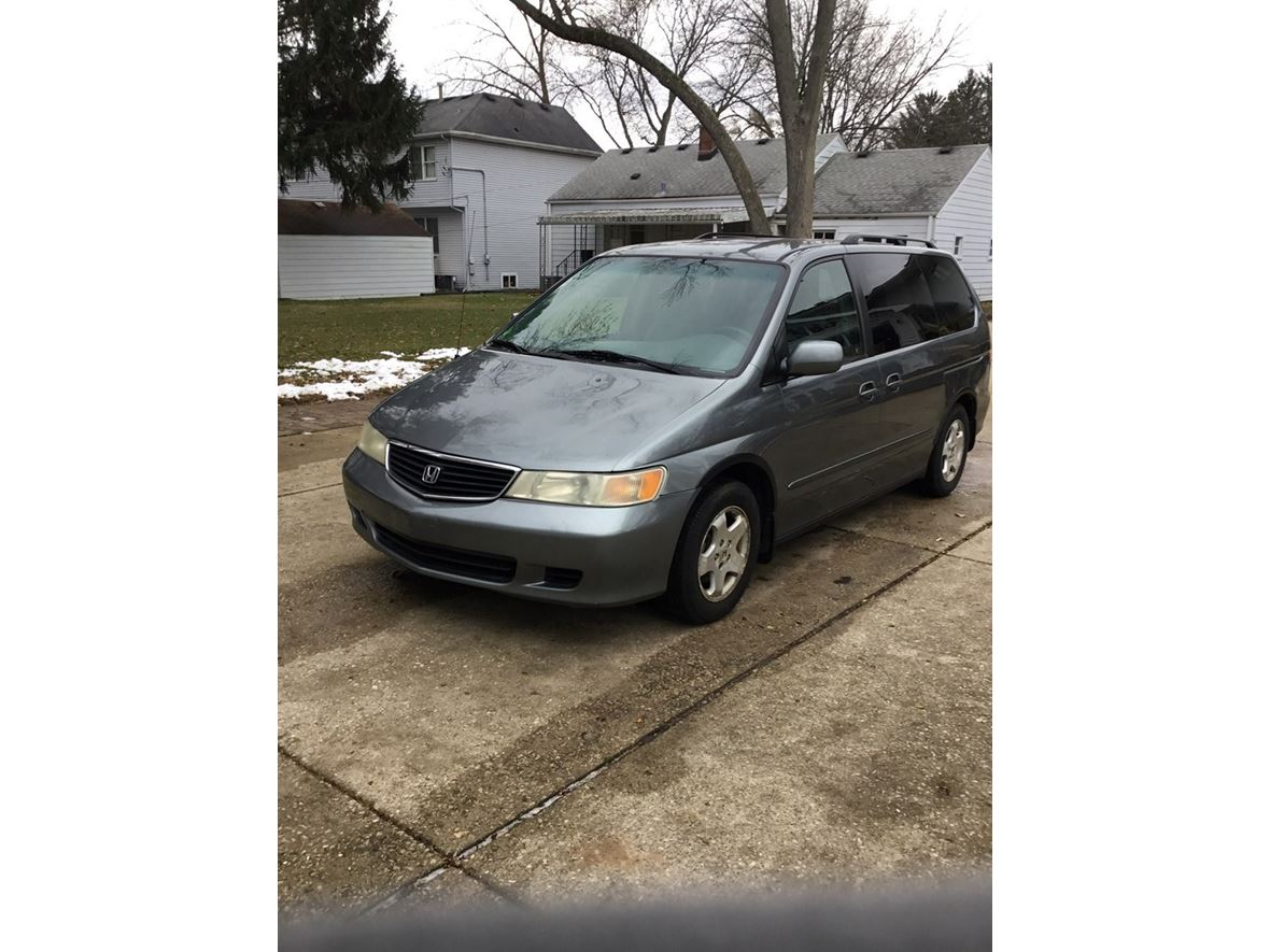 2001 honda odyssey for sale by owner in downers grove il 60515. Black Bedroom Furniture Sets. Home Design Ideas