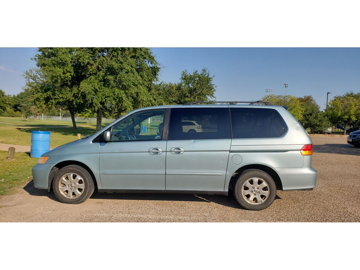 2003 Honda Odyssey for Sale by Owner in Terrell, TX 75160