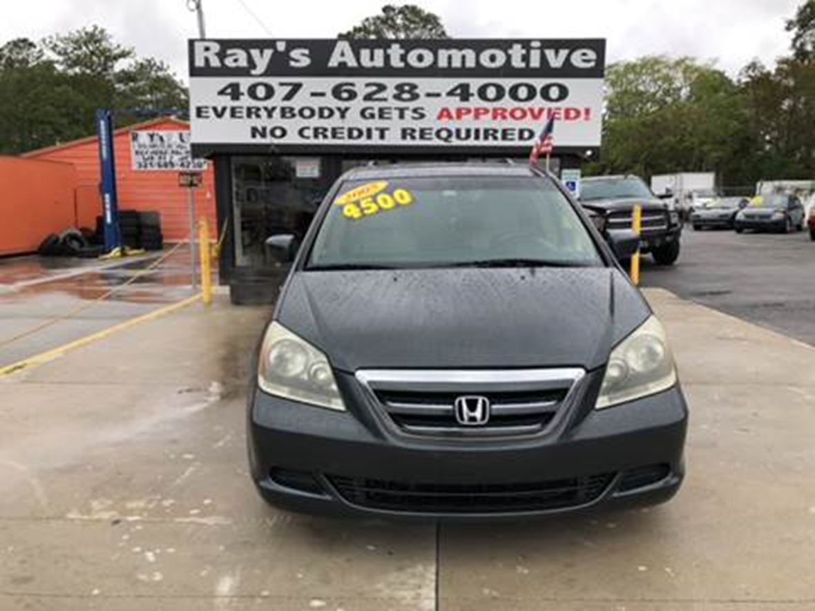 Sell my car bestcarfinder autos post for Honda odyssey for sale nj
