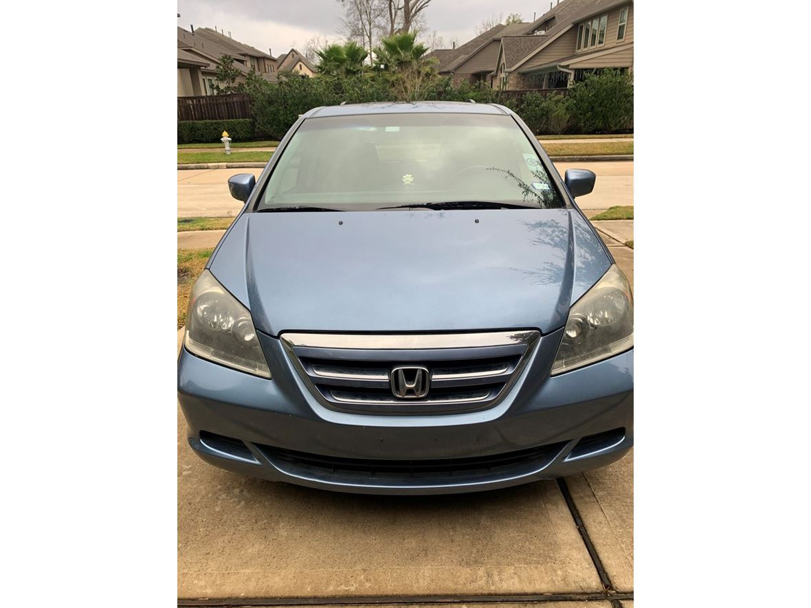 2007 Honda Odyssey for sale by owner in Missouri City