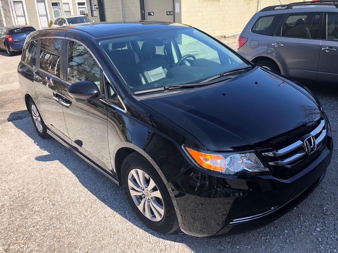 2015 Honda Odyssey for sale by owner in Indianapolis