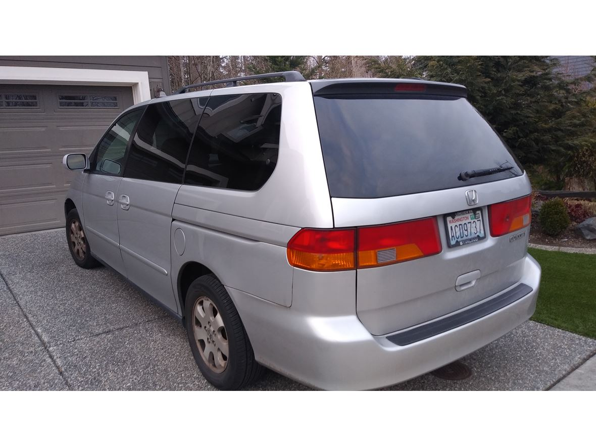 2004 Honda Odyssey ex for sale by owner in Bothell