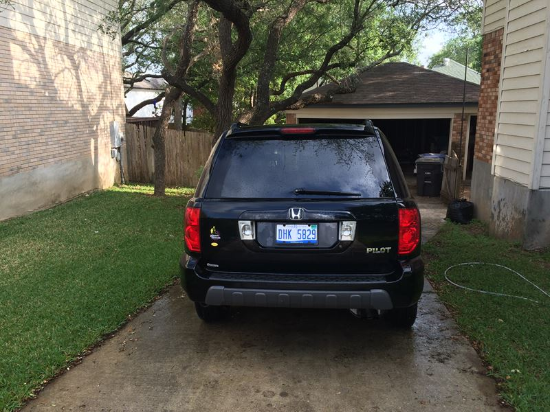 2004 Honda Pilot for sale by owner in San Antonio