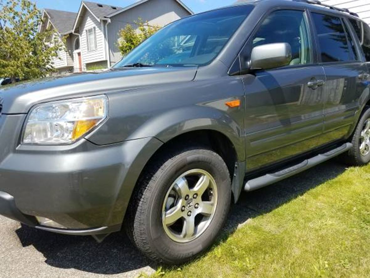 2007 Honda Pilot for sale by owner in Puyallup