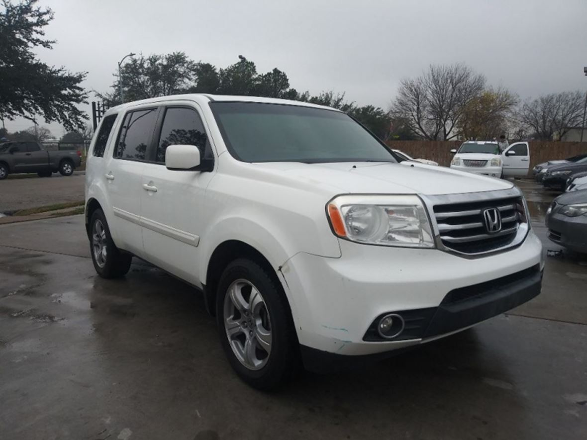 honda pilot owner houston tx