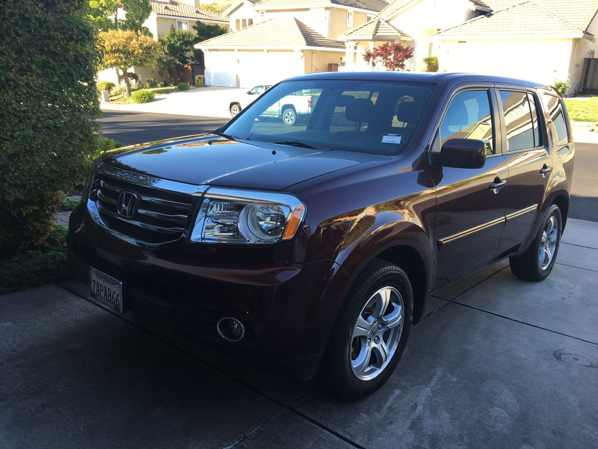 2013 Honda Pilot for sale by owner in Castro Valley