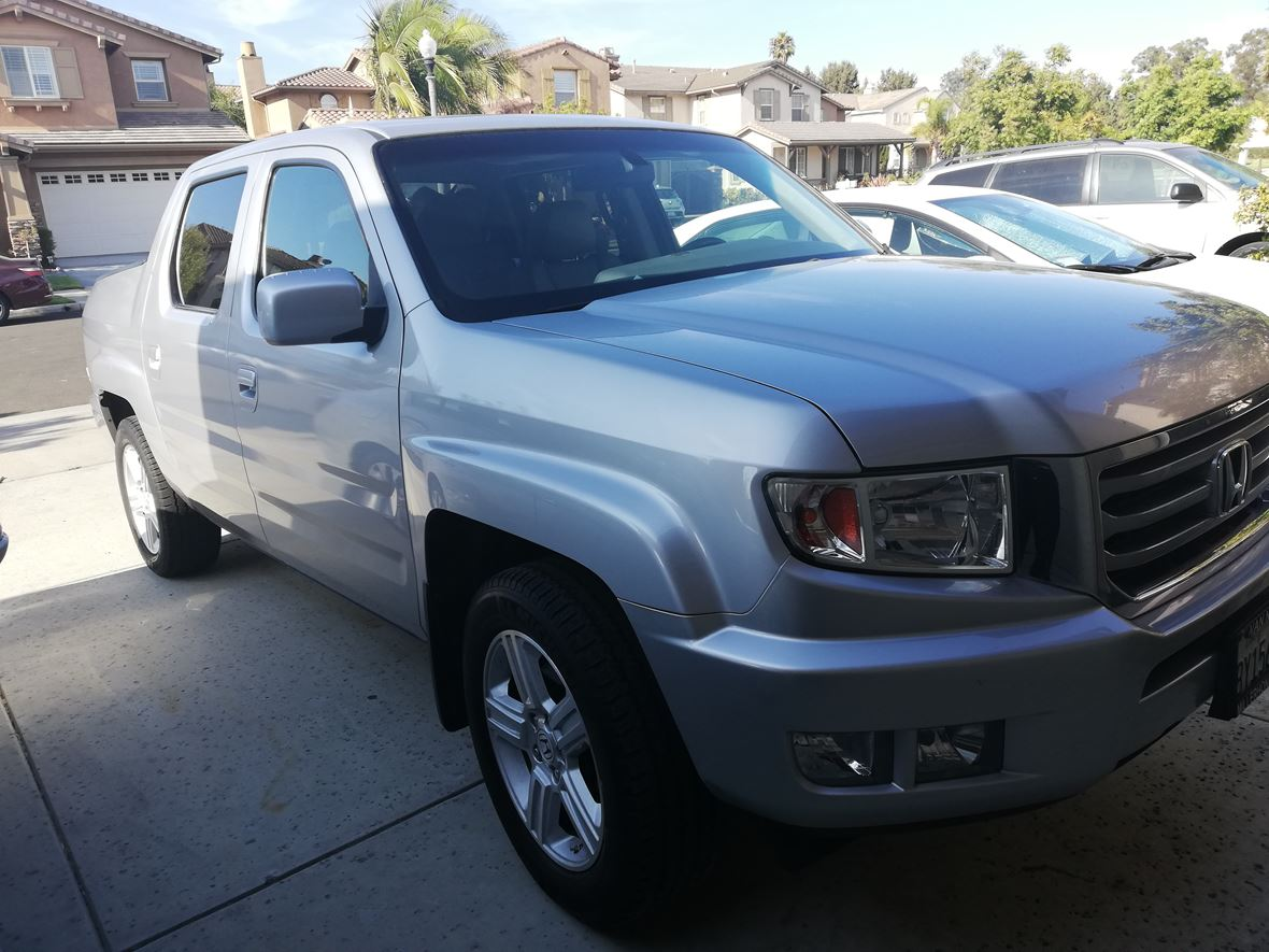 2012 Honda Ridgeline for sale by owner in Camarillo