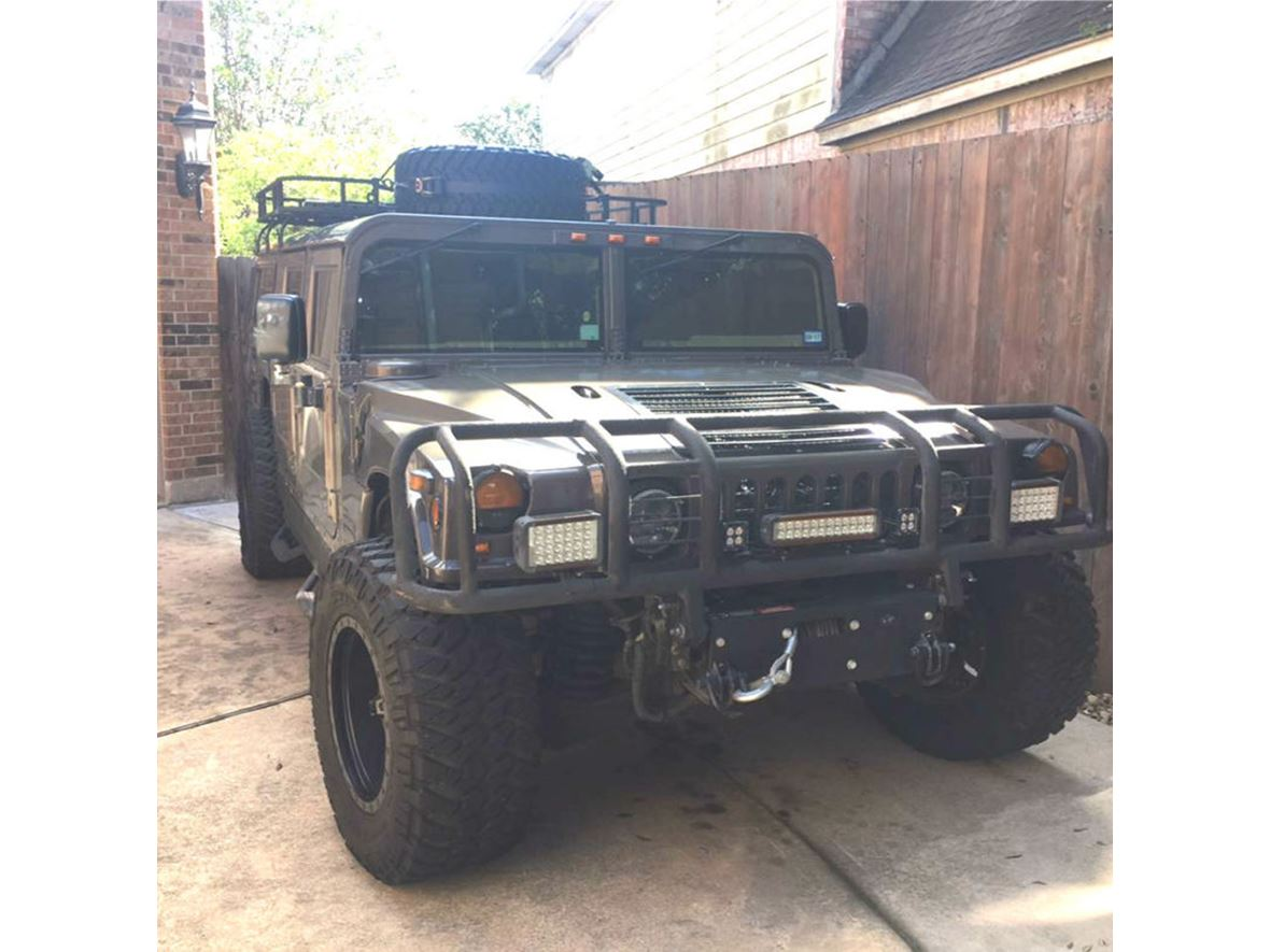 133 Hummer H13 for Sale by Owner in Daingerfield, TX 13 - $133,13 | hummer h1 for sale in texas