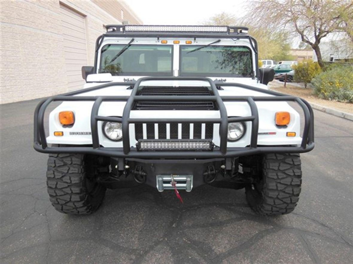 2006 Hummer H1 for sale by owner in Loomis