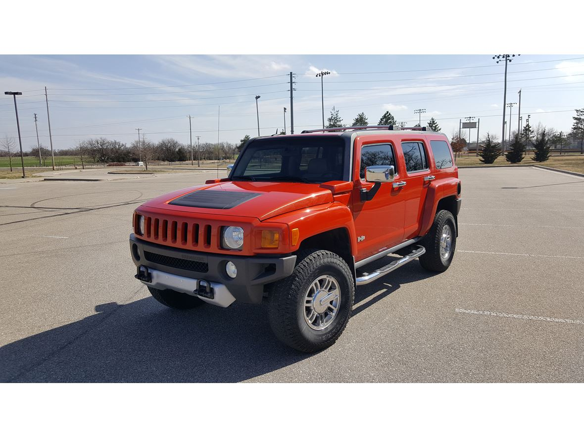 2008 Hummer H3 Alpha for sale by owner in Mulvane