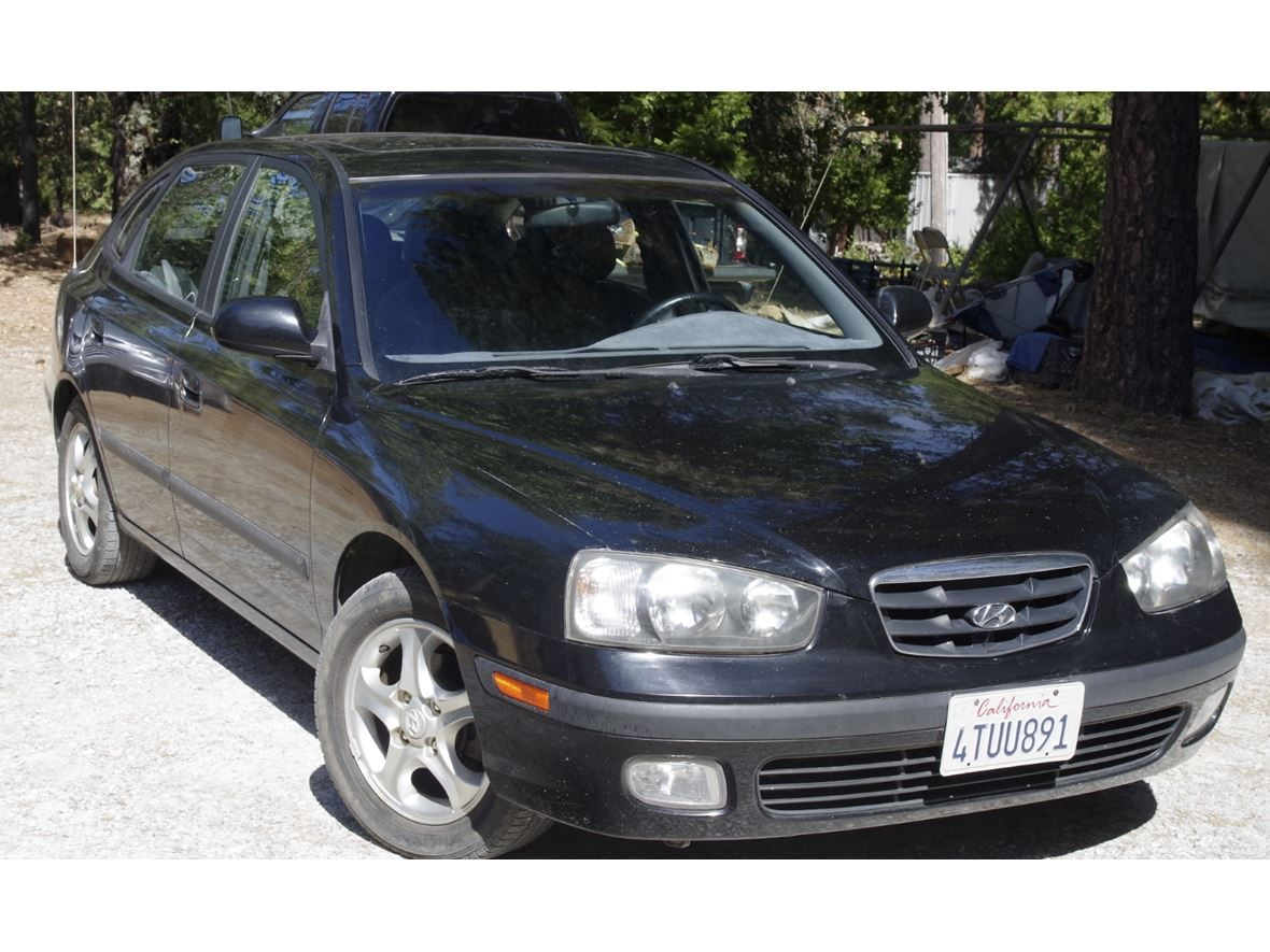 2001 Hyundai Elantra For Sale By Owner In Pine Grove Ca 95665