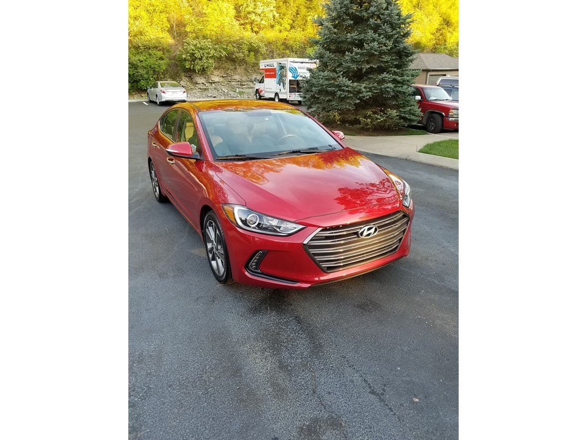 2017 Hyundai Elantra for sale by owner in Nashville