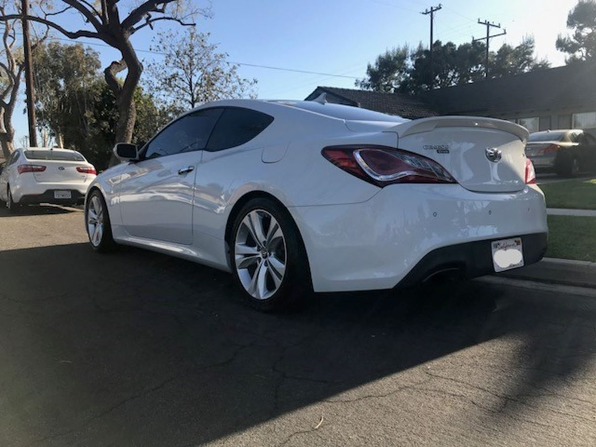 2010 Hyundai Genesis Coupe For Sale By Owner In Anaheim