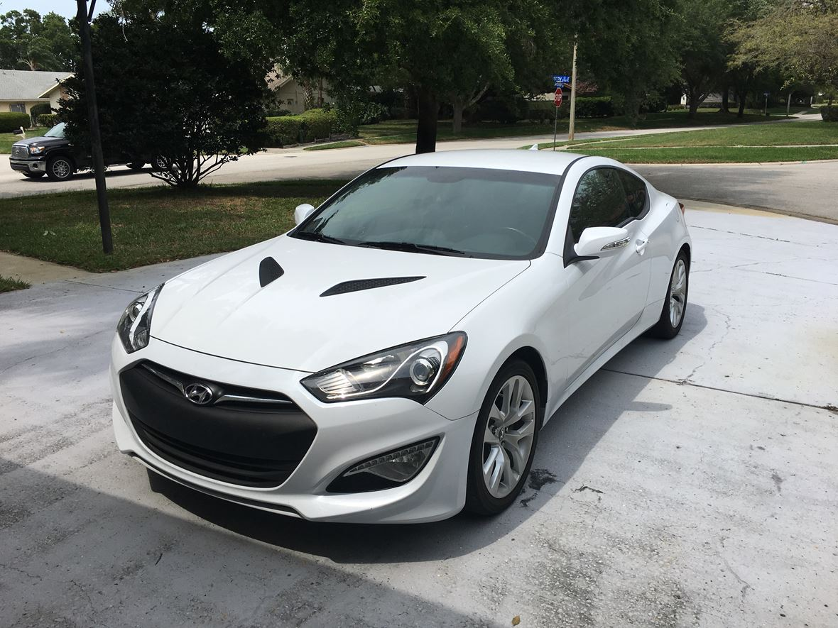 Genesis Coupe For Sale >> 2015 Hyundai Genesis Coupe For Sale By Owner In Clearwater Fl 33769 19 500