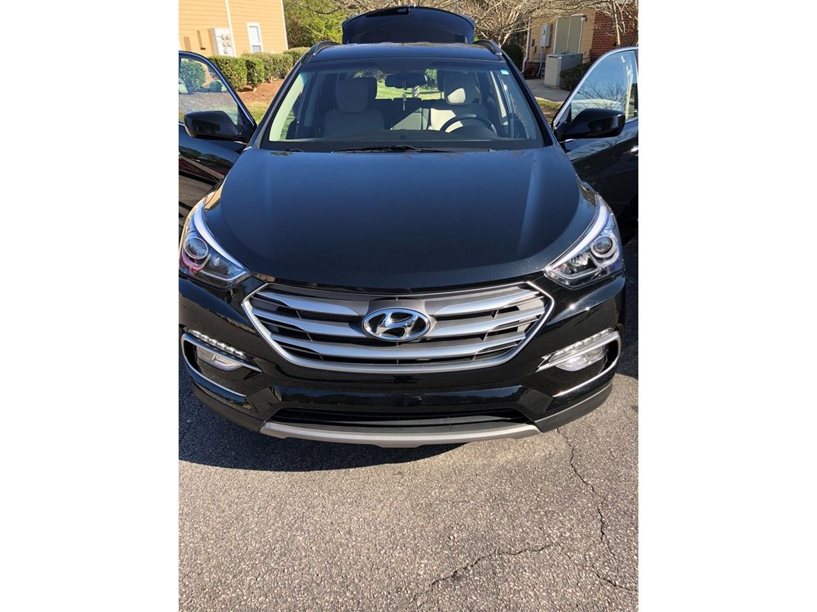 2017 Hyundai Santa Fe for sale by owner in Cary