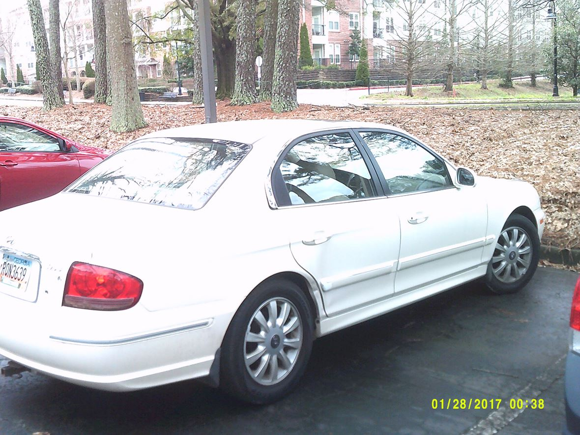 2003 Hyundai Sonata for sale by owner in Stone Mountain