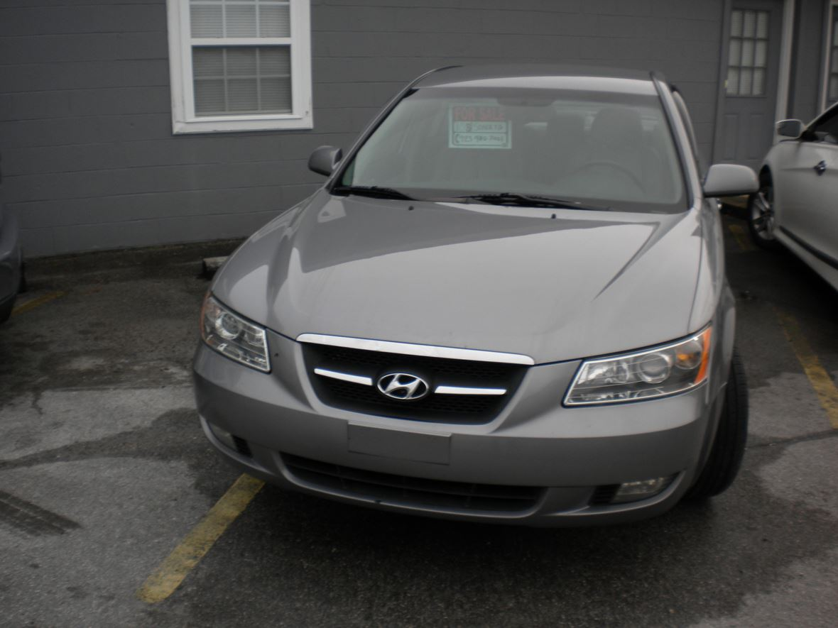 2008 Hyundai Sonata for sale by owner in Chattanooga