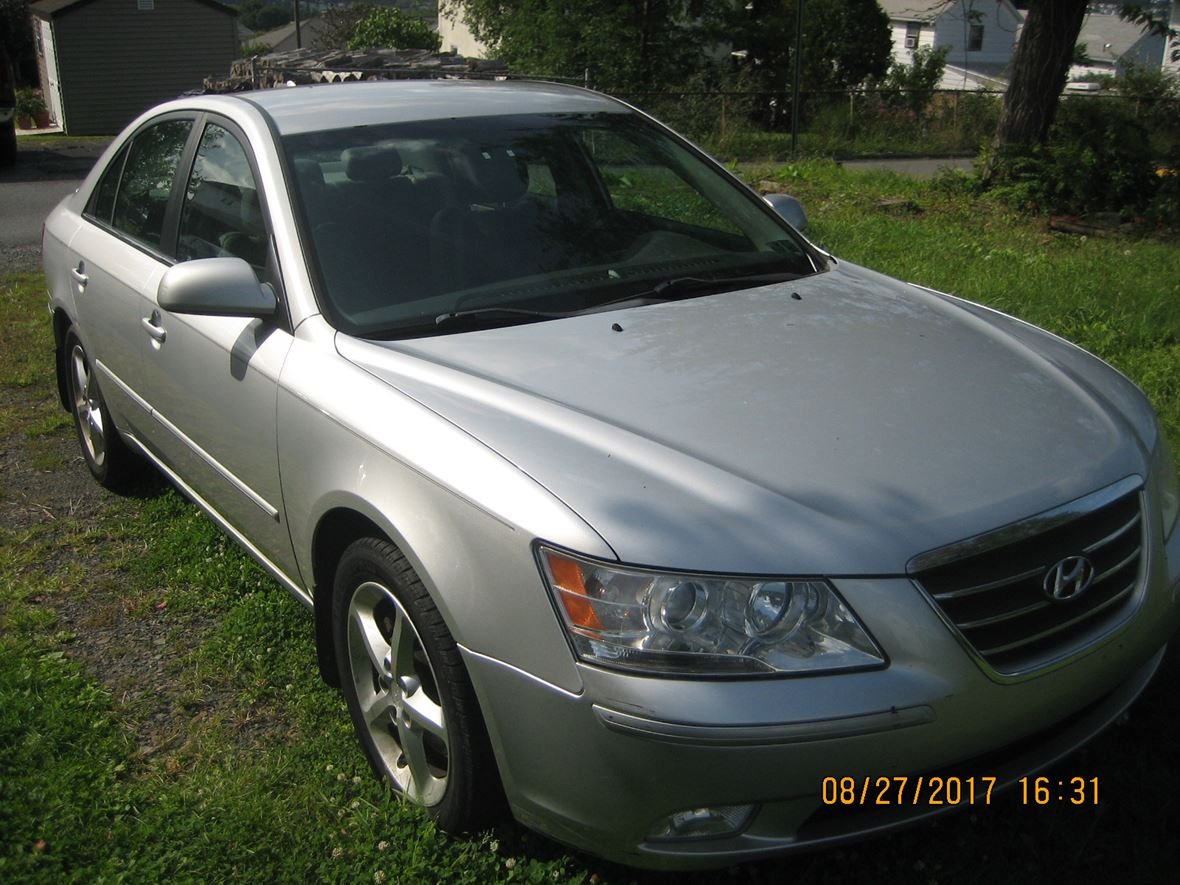 2009 Hyundai Sonata for sale by owner in Jessup
