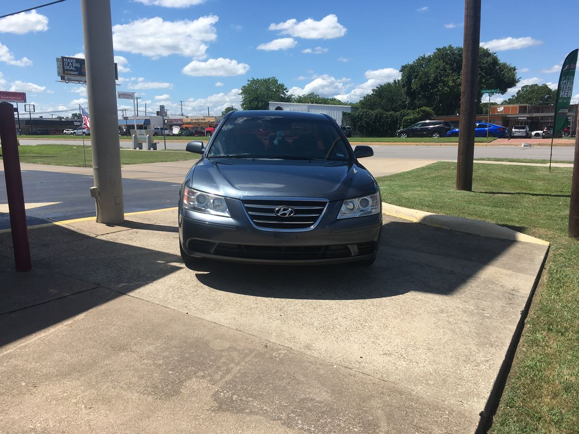 2009 Hyundai Sonata for sale by owner in Fort Worth