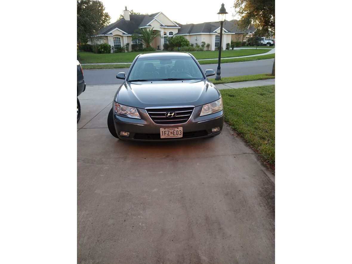 2010 Hyundai Sonata for sale by owner in Deland