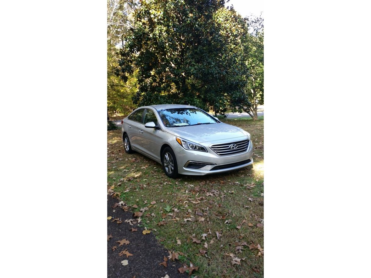 2015 Hyundai Sonata for sale by owner in Jackson