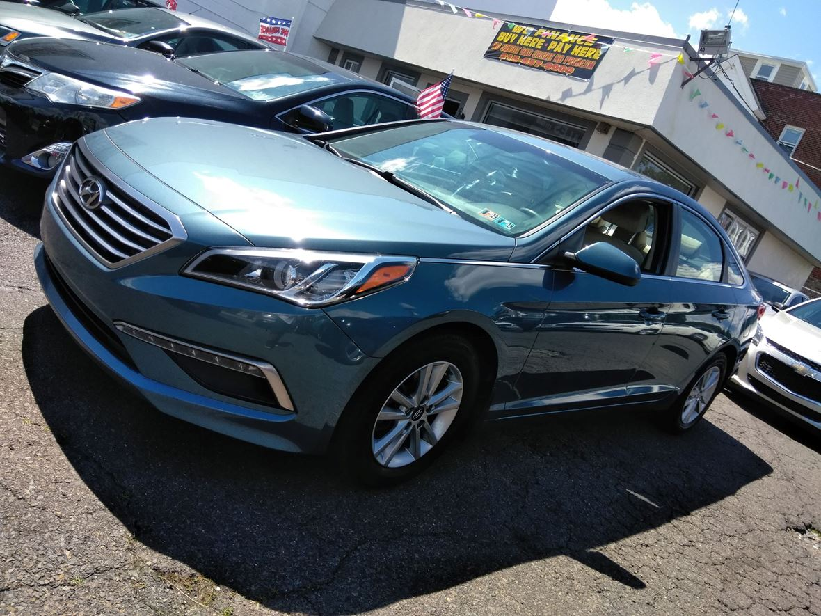 2015 Hyundai Sonata for sale by owner in Philadelphia
