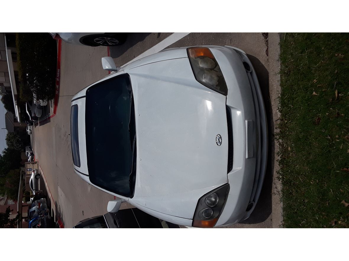 2002 Hyundai Tiburon for sale by owner in Dallas