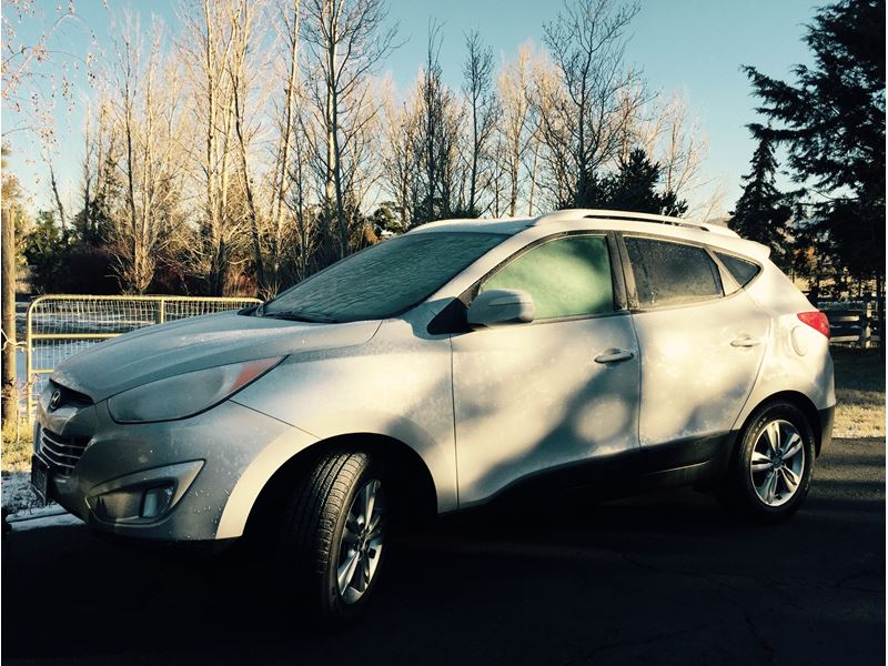 2013 Hyundai Tucson GLS for sale by owner in Carson City