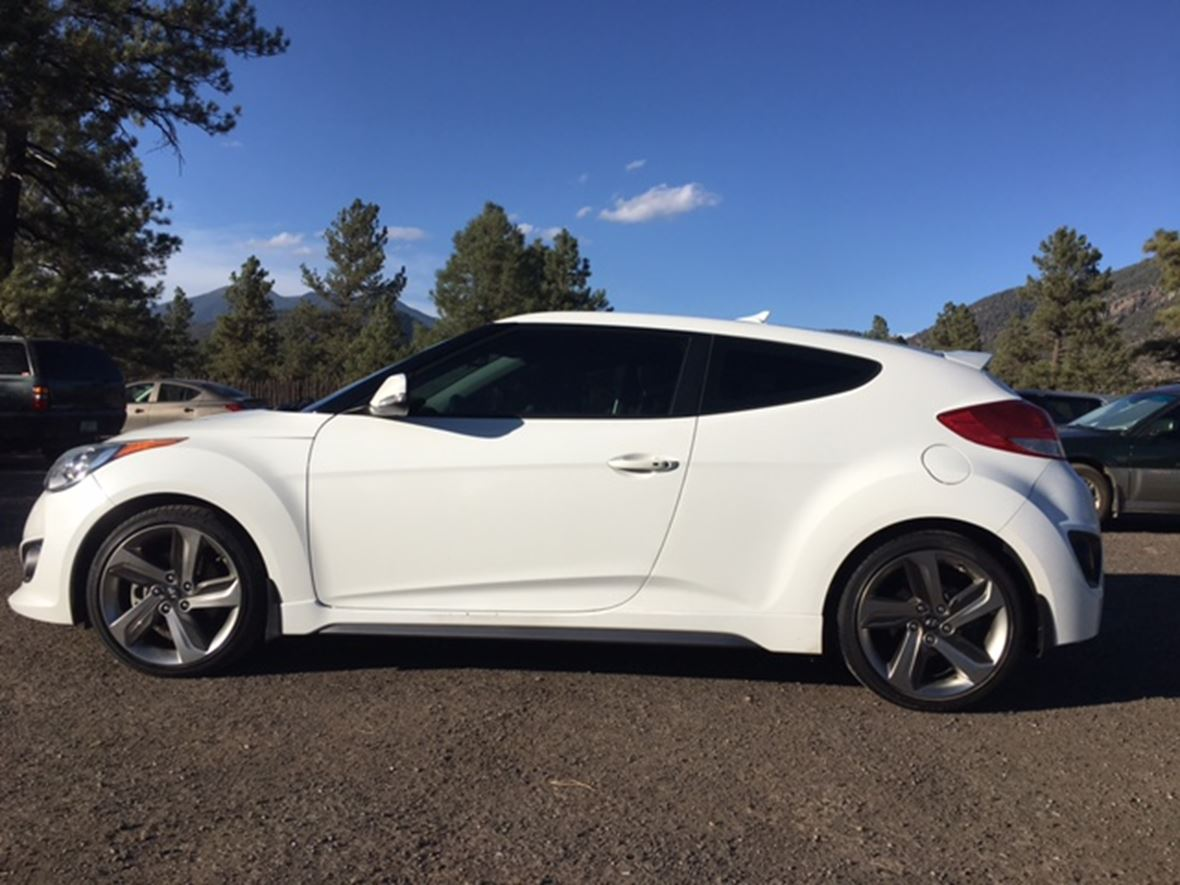 2014 hyundai veloster turbo sale by owner in flagstaff az 86001. Black Bedroom Furniture Sets. Home Design Ideas