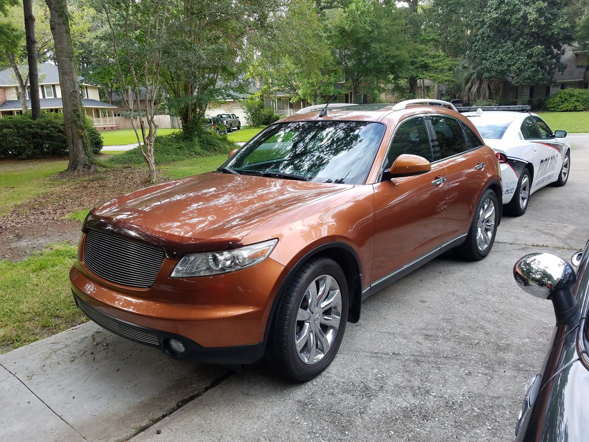 2004 Infiniti FX35 for sale by owner in Summerville