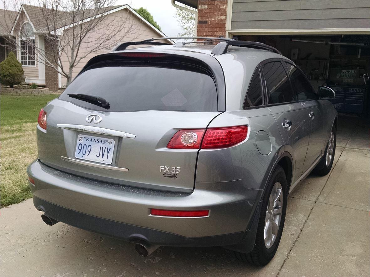 Used Cars Wichita Ks >> 2008 Infiniti FX35 - Private Car Sale in Wichita, KS 67275