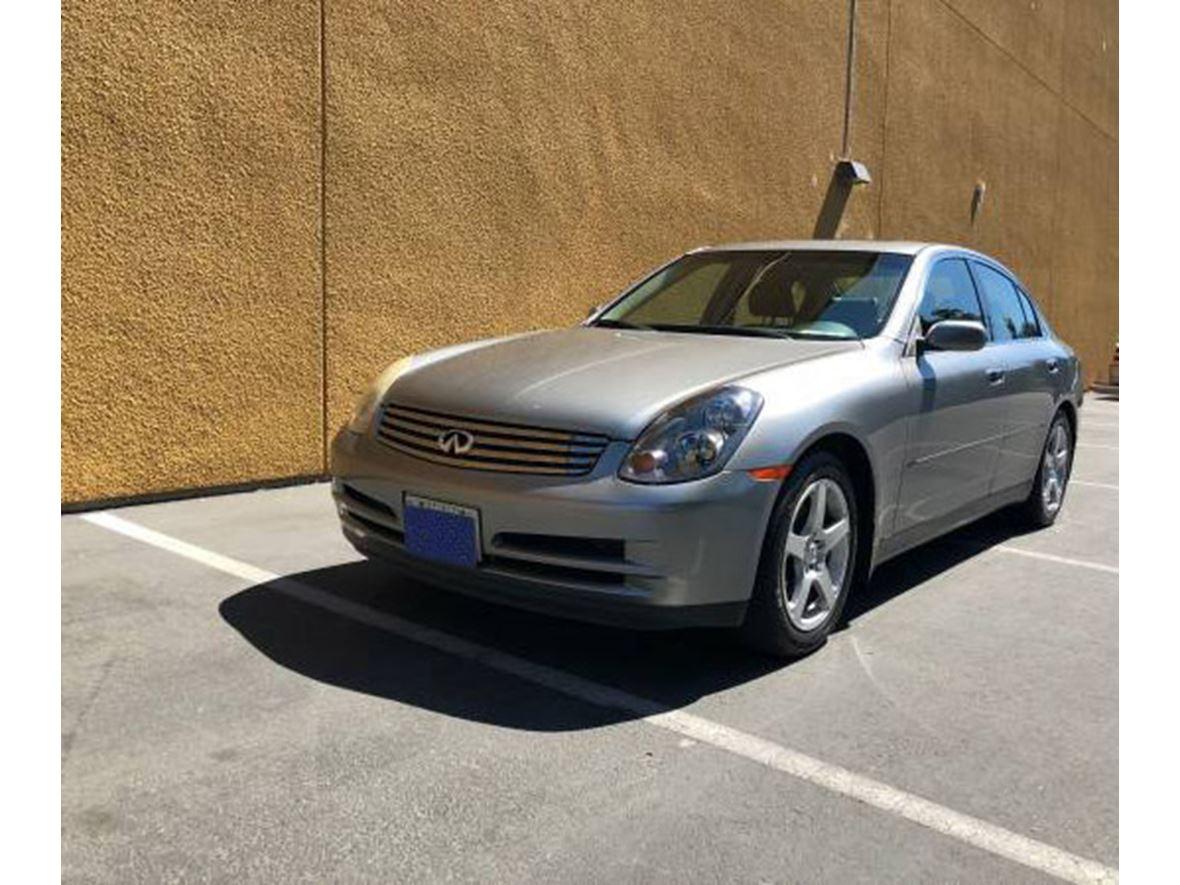 2004 Infiniti G35 Private Car Sale In San Jose Ca 95121