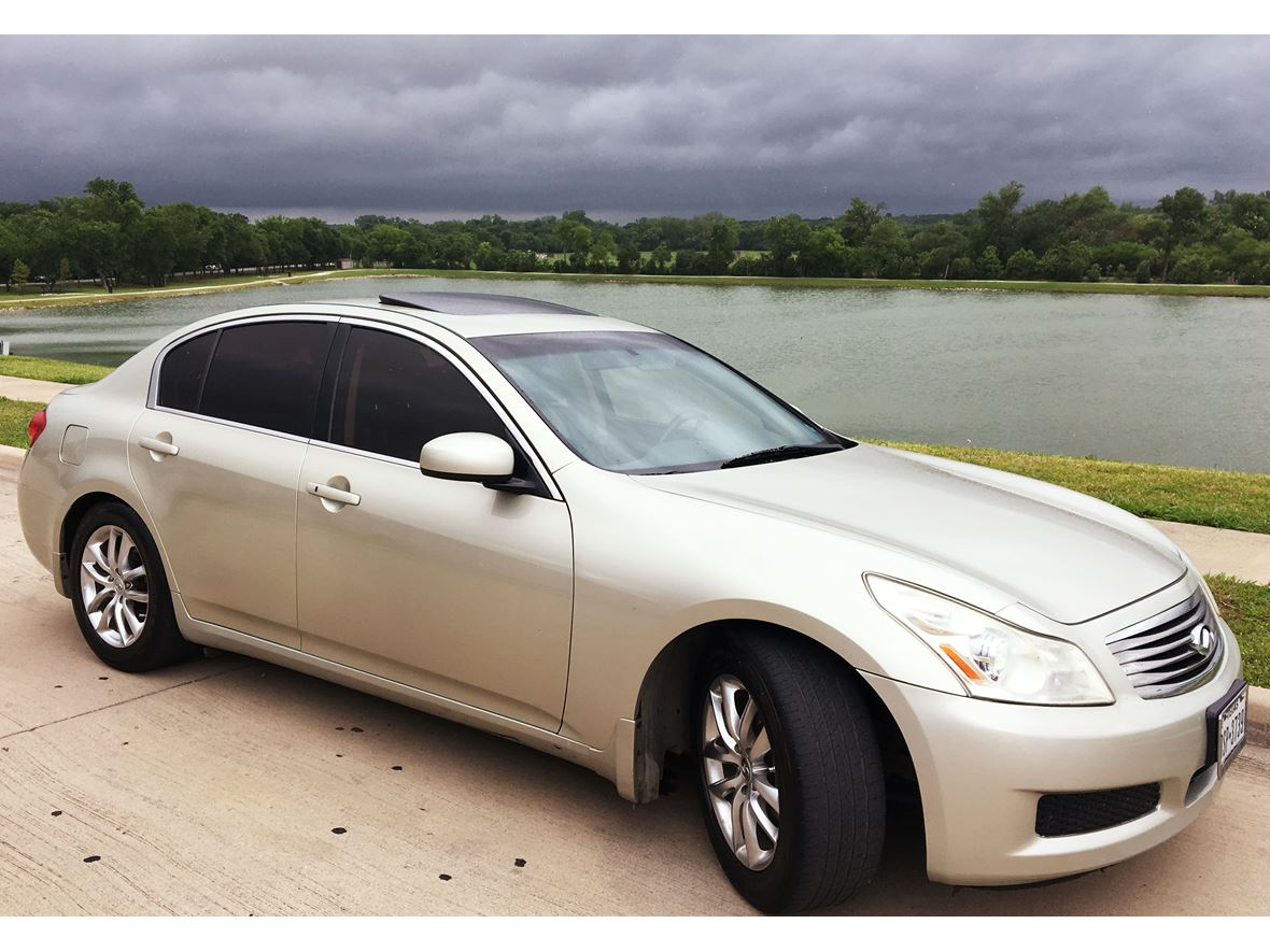 2008 Infiniti G35 for sale by owner in Fort Worth