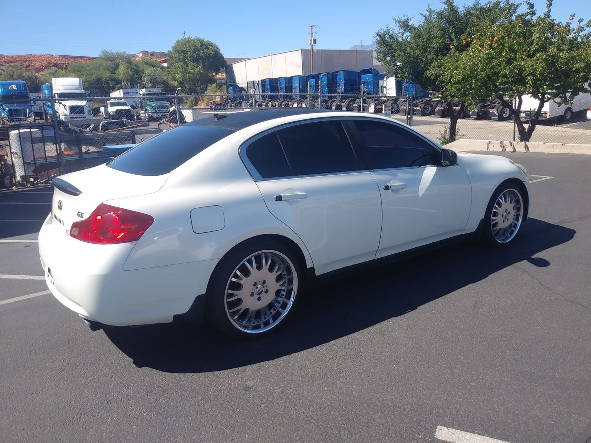 2008 Infiniti G35 Journey for sale by owner in Saint George