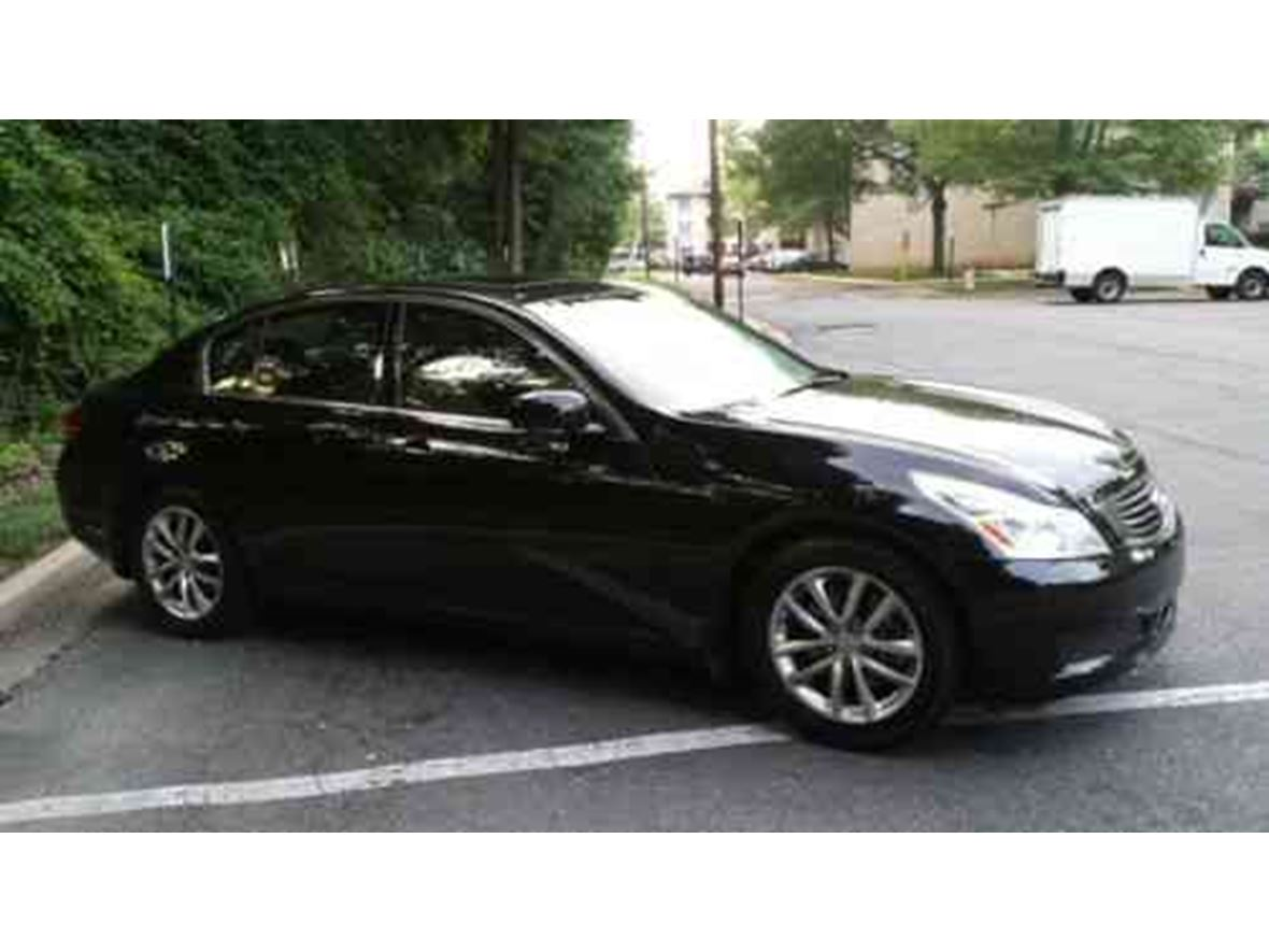 2007 Infiniti G35X for sale by owner in Newburgh