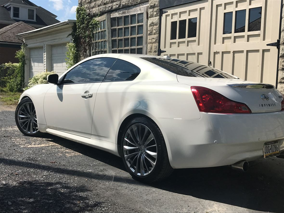 G37 Coupe For Sale >> 2013 Infiniti G37 Coupe For Sale By Owner In Easton Pa 18042 19 500