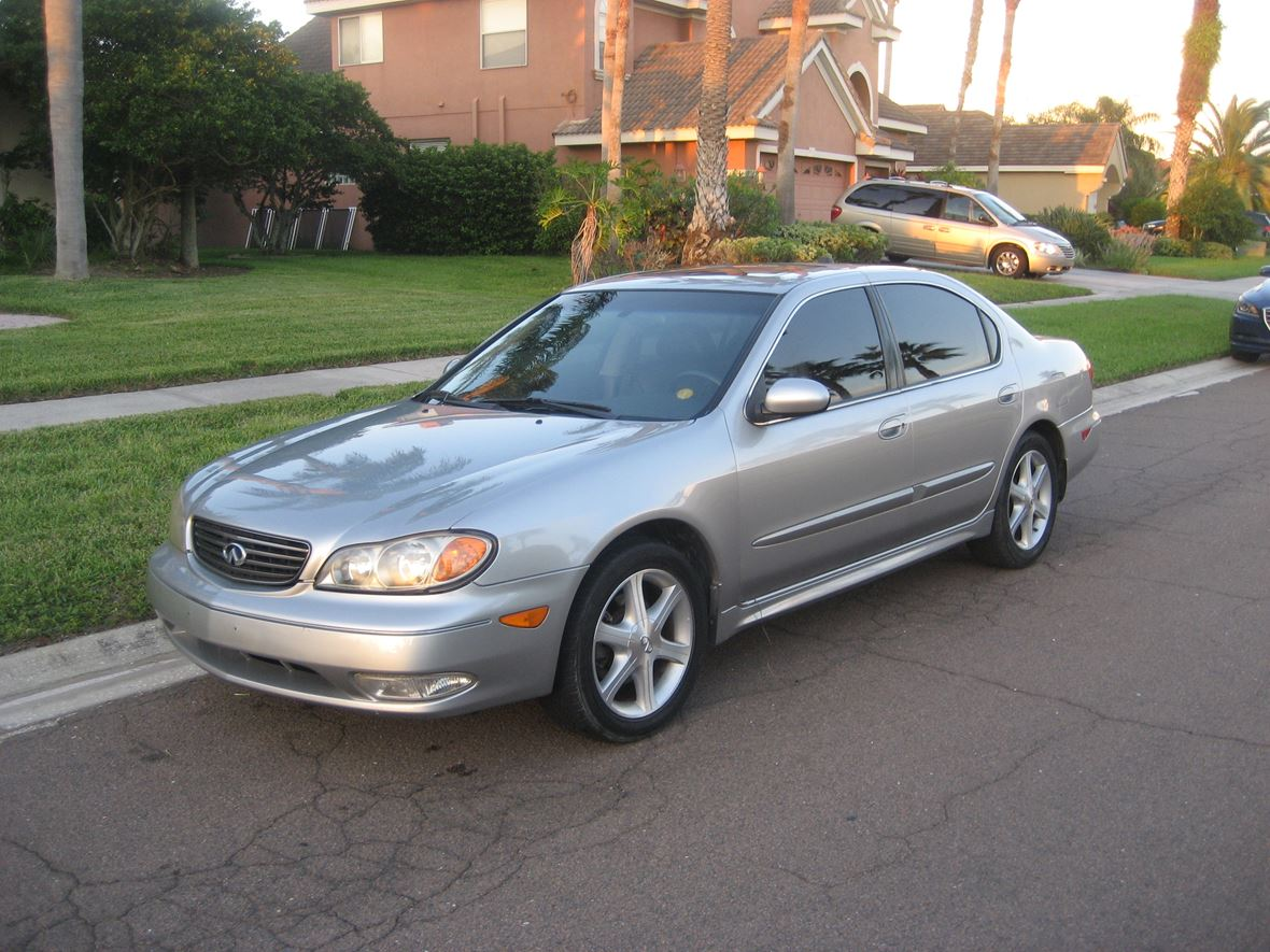 Used Cars For Sale In Tampa >> 2004 Infiniti I35 for Sale by Owner in Tampa, FL 33615