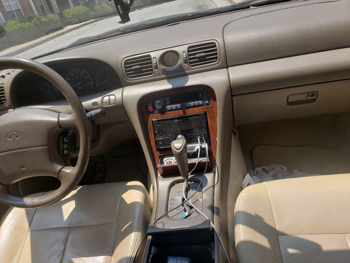 1993 Infiniti J30 - Classic Car - Atlanta, GA 30309